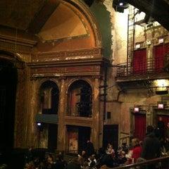 Photo taken at BAM Harvey Theater by khrystsina t. on 4/27/2012