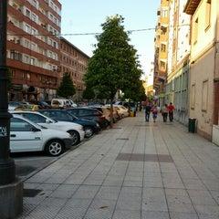 Photo taken at Avda Torrelavega by Victor M. on 6/25/2012
