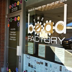 Photo taken at The Bead Factory by Mary L. on 7/23/2011