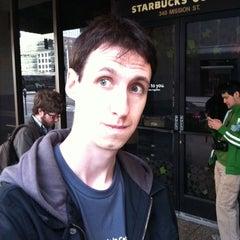 Photo taken at Starbucks by Jacob M. on 3/13/2011