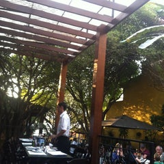 Photo taken at Casa do Espeto by tati c. on 9/7/2012