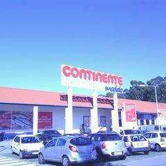 Photo taken at Continente Modelo by Orlando A. on 6/16/2012