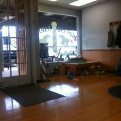 Photo taken at Mustang Barbers by Chris W. on 6/13/2012