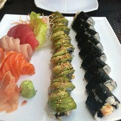 Photo taken at Sushi Tango by Kayla S. on 3/17/2012