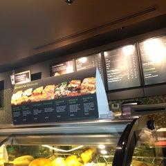 Photo taken at Starbucks by Penelope B. on 3/28/2012