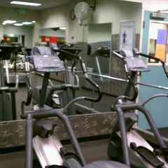 Photo taken at 24 Hour Fitness by Eric L. on 5/9/2012