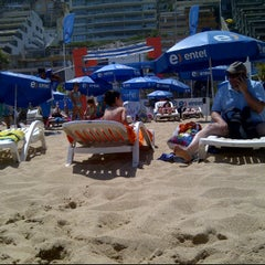 Photo taken at Entel Reñaca (Stand Verano) by Pony A. on 2/10/2012