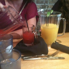 Photo taken at Diego's Mexican Bistro by Abbey W. on 5/17/2012
