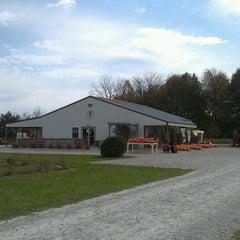 Photo taken at Spencer Farm by Matt on 10/16/2011