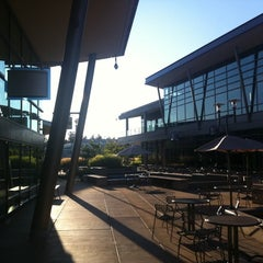 Photo taken at Microsoft Commons by Mike P. on 8/26/2011