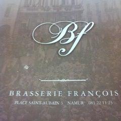 Photo taken at Brasserie François by Raphael P. on 7/26/2011