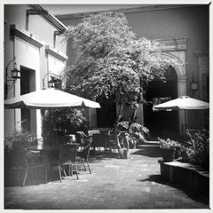 Photo taken at Hotel Los Abolengos by Mickael T. on 7/10/2011