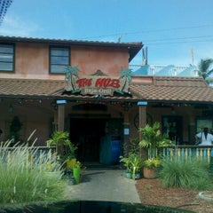 Photo taken at The Hub Baja Grill by Andy J. on 9/29/2011