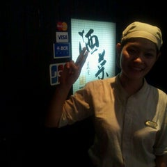 Photo taken at Sakana Japanese Restaurant by Kooka Y. on 10/24/2011