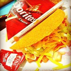 Photo taken at Taco Bell by marK_ on 9/8/2012