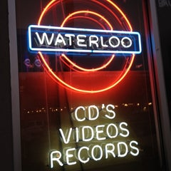 Photo taken at Waterloo Records by Mark G. on 3/12/2012