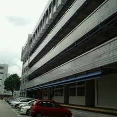 Photo taken at AMK Industrial Park by RZEMAEN on 10/28/2011