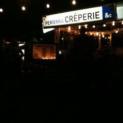 Photo taken at Perierra Crêperie by Raine F. on 7/20/2011