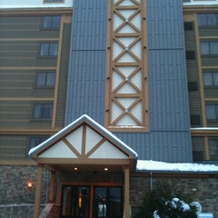 Photo taken at WISP Resort by Jeff A. on 1/29/2011