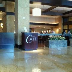 Photo taken at Hilton Americas-Houston by Bill P. on 9/16/2011