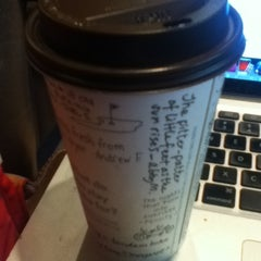 Photo taken at Caribou Coffee by Kelsey G. on 9/30/2011