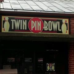Photo taken at Twin Pin Lanes by Torian K. on 7/22/2012
