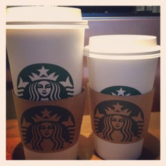 Photo taken at Starbucks by Melissa A. on 2/28/2012
