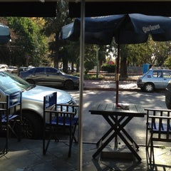 Photo taken at Pablos Restorán Bar by Marcelo D. on 5/14/2012