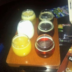 Photo taken at Beer Factory by @blaqkjack J. on 3/30/2012