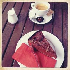 Photo taken at Cafe Pavlína by Veronika W. on 7/19/2012