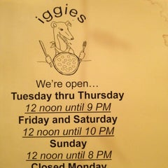 Photo taken at Iggie's by Elliott P. on 1/7/2012