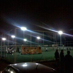 Photo taken at SuperSoccer by Choche p. on 9/22/2011