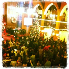 Photo taken at 国际礼拜堂 | Shanghai Community Fellowship by Katherine C. on 12/25/2011