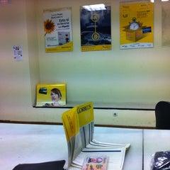 Photo taken at Oficina Correos by Fernando DJ F. on 9/16/2011