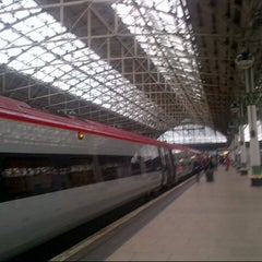 Photo taken at Manchester Piccadilly Railway Station (MAN) by sulaiman A. on 9/12/2012