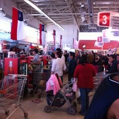 Photo taken at Supermercado Monserrat by Pedro P. on 9/2/2012
