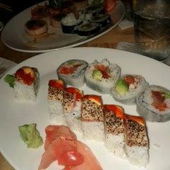 Photo taken at Sushi Zushi by Tony F. on 11/20/2011