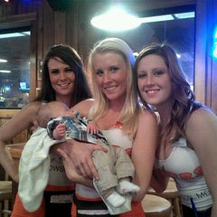 Photo taken at Hooters by Trisha P. on 10/7/2011