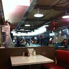 Photo taken at Skylark Diner by brian b. on 12/24/2010