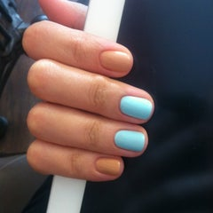 Photo taken at Express Nails by Zhanna on 4/2/2012
