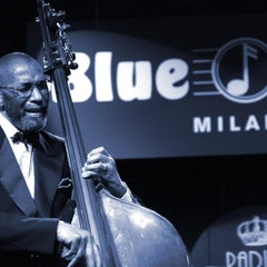 Photo taken at Blue Note Milano by Stefano P. on 1/29/2012