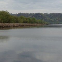 Photo taken at The Spillway by DanK on 4/15/2012