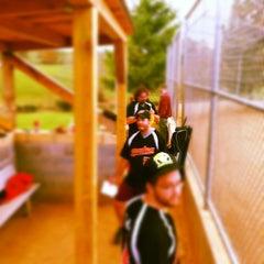 Photo taken at Tom's Creek Softball Field by Brian B. on 10/18/2011