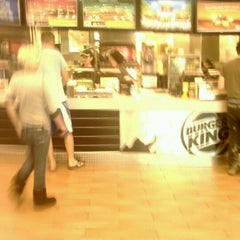 Photo taken at Burger King by Jimbob B. on 9/12/2011