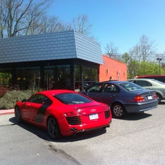Photo taken at Neato Burrito by FOURTITUDE.COM, The Audi Enthusiast Website on 4/13/2012