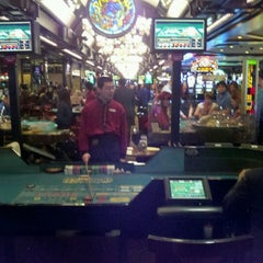 Photo taken at Bill's Gamblin' Hall & Saloon by Patrick P. on 3/28/2012