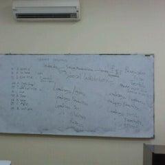 Photo taken at SMK DT Boarding school by pradhianka p. on 1/17/2012