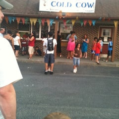 Photo taken at Cold Cow by Cris F. on 6/10/2011