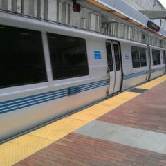 Photo taken at Balboa Park BART Station by ralph m. on 2/10/2012