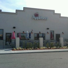 Photo taken at Applebee's by Brian M. on 1/10/2012